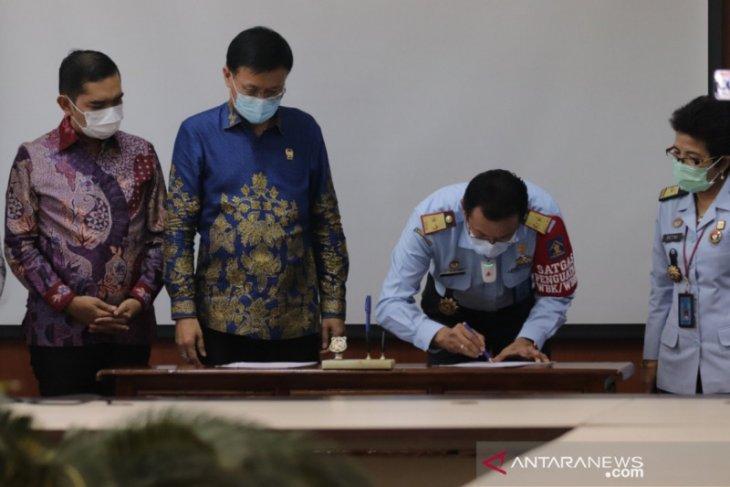 DPRD Medan dan Kemenkumham jalin kesepakatan agar perda tidak bertentangan