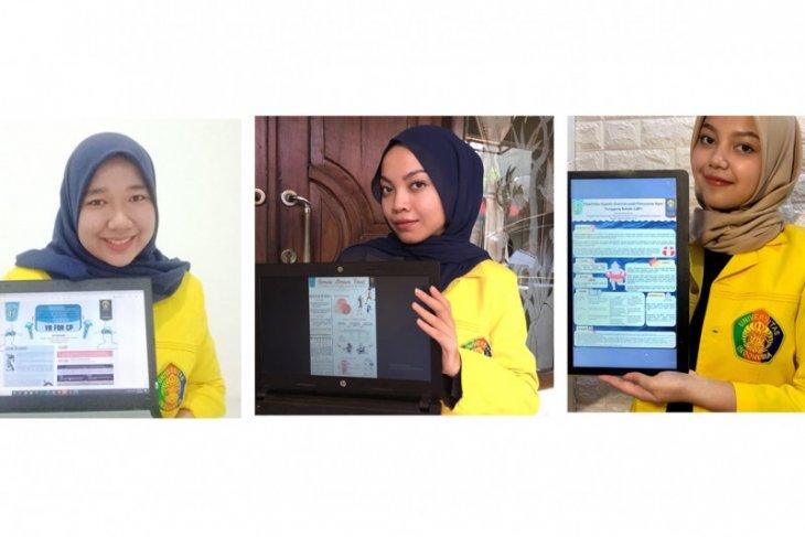 Vokasi UI juara pertama lomba poster ilmiah ikatan fisioterapi Indonesia