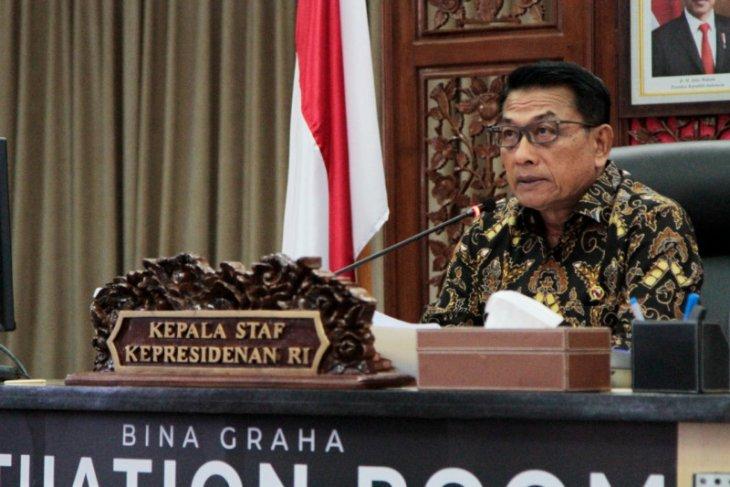 KSP kawal pemulihan sektor pariwisata di Bali