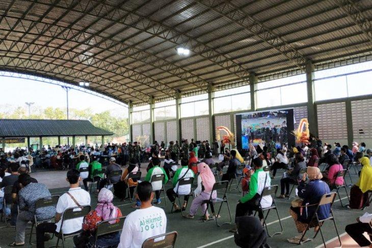 Kodam Udayana adakan vaksinasi massal hingga perbatasan RI-Timor Leste