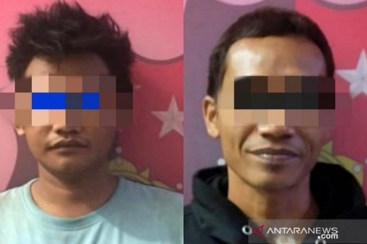 Mabuk di warung malam, dua preman ditangkap jajaran Reskrim Polres HST