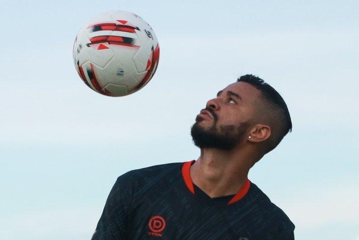 Madura United rekrut penyerang Rafael Silva asal Brazil
