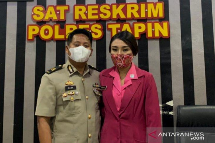 Karier mulus anak si penjaga malam, I Kade Dwi Suryawandika di Polda Kalimantan Selatan