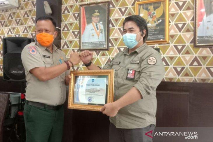 Angkasa Pura II terima penghargaan apresiasi pencegahan penularan COVID-19