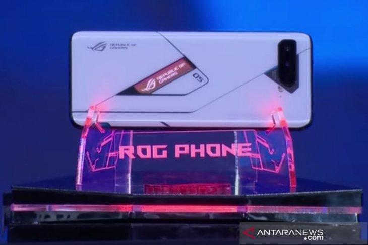 Asus seri ROG Phone 5 meluncur di Indonesia,  usung RAM 18 GB