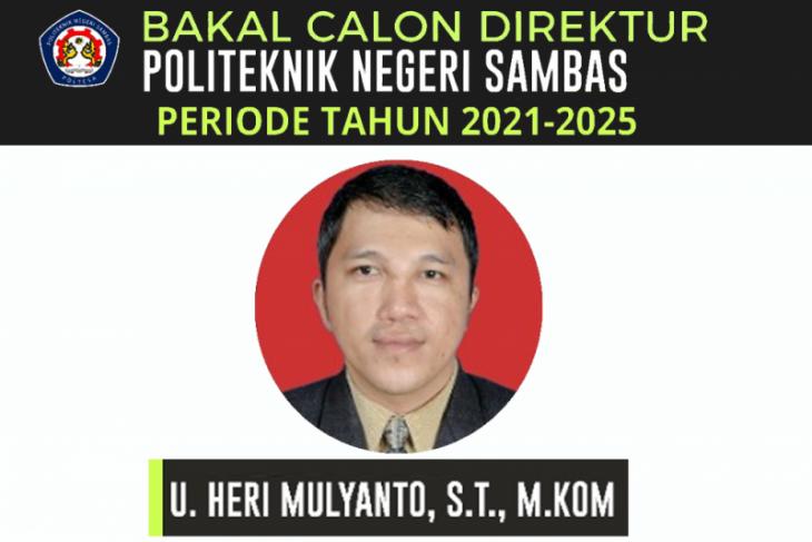 Mengenal Visi, Misi dan Program Kerja Bakal Calon Direktur Poltesa (1)