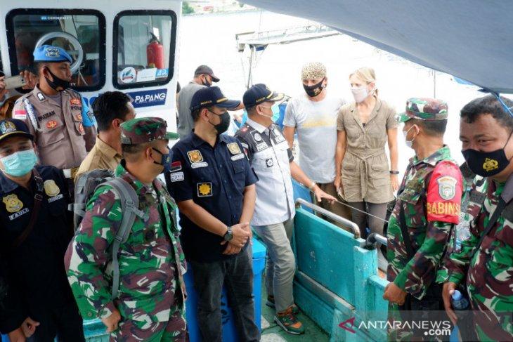 antisipasi kedatangan rohingya di Sabang, Imigrasi operasi gabungan