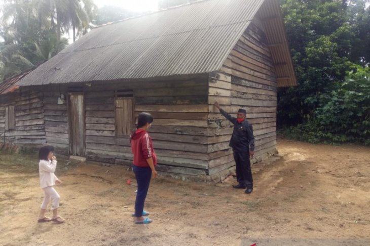 Ketua DPRD Bangka minta perbaikan rumah tidak layak huni