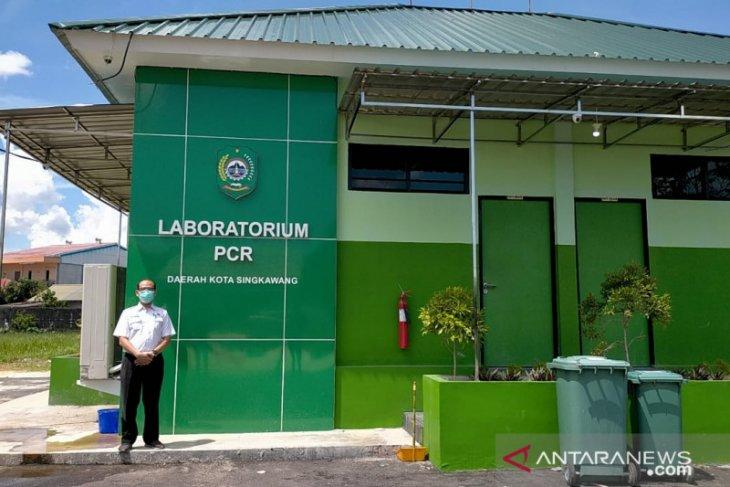 Kota Singkawang terima 1000 reagen untuk tes PCR COVID-19