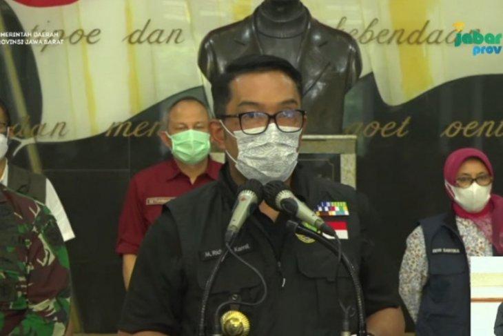 Gubernur Jabar: Varian COVID-19 Delta ditemukan di Karawang dan Depok