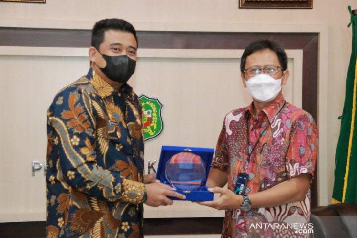 Wali kota Medan ajak bank kolaborasi  pasarkan produk UMKM lokal
