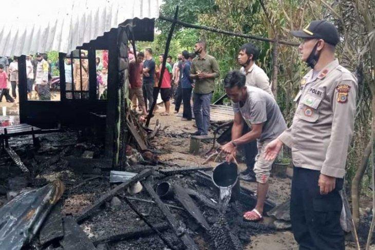 Kebakaran hanguskan rumah di Bener Meriah