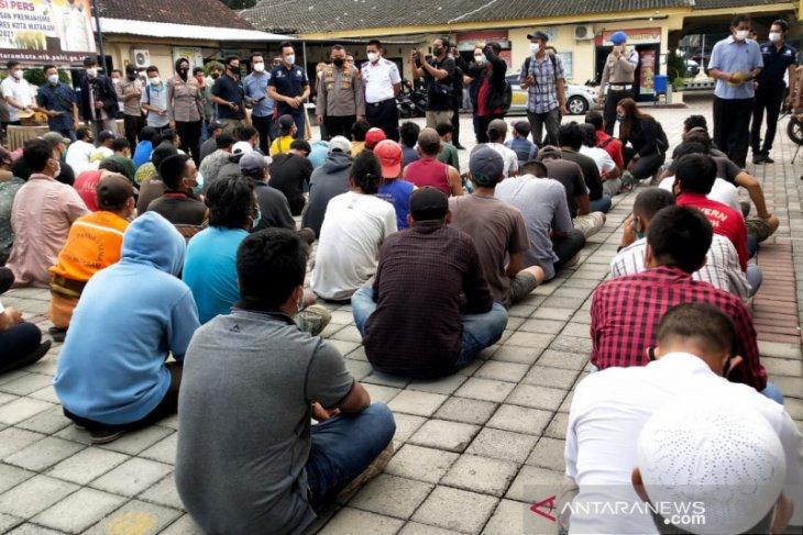 Polri bekuk 3.823 orang terlibat tindak pidana premanisme dan pungli