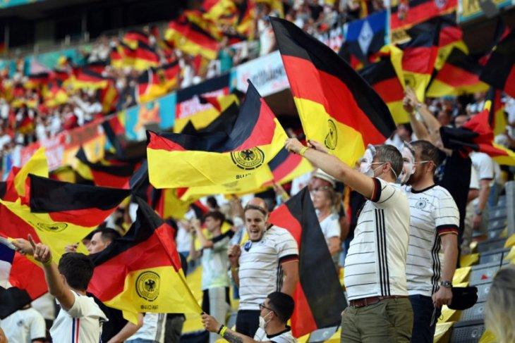 Euro 2020: Susunan pemain Prancis vs Jerman