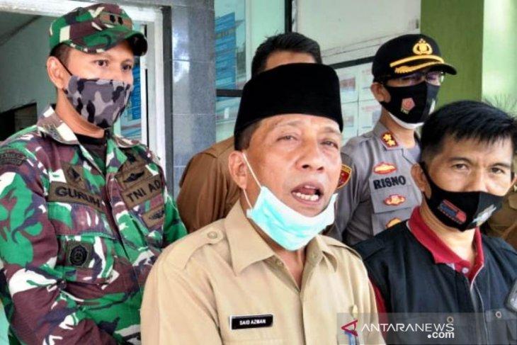 Stok habis, Dinkes Nagan Raya tunda  vksinasi ke ASN dan pelayan publik