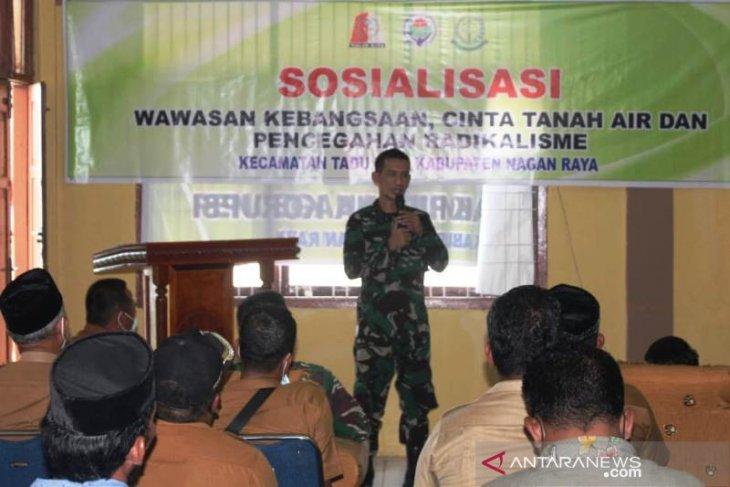 TNI sosialisasi wawasan kebangsaan bagi keuchik di Nagan Raya, ini tujuannya