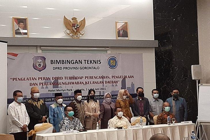 DRPM UBL gelar bimtek anggota DPRD sejumlah daerah