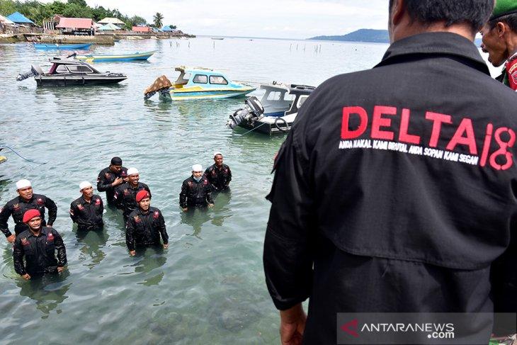 FOTO - Penggemblengan Delta18, Ikhtiar Lawan Narkoba
