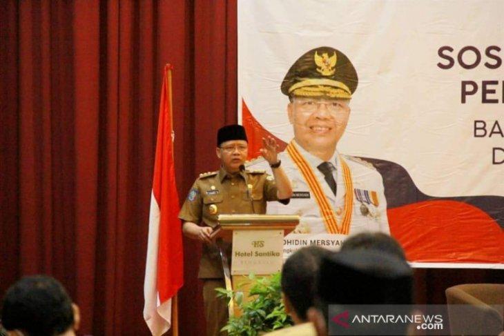 Gubernur Bengkulu ajak pengusaha lokal maksimalkan potensi daerah