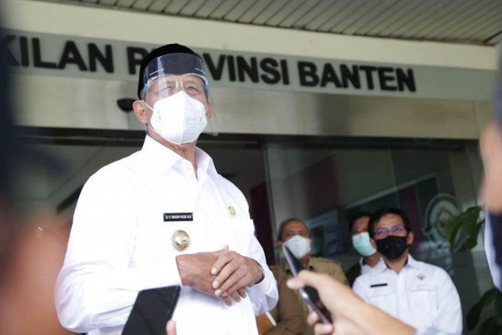 Pemprov Banten perpanjang PPKM skala mikro hingga 28 Juni 2021