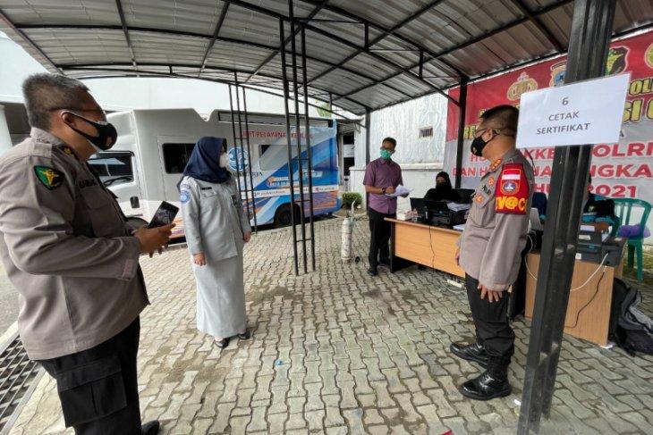 Partisipasi aktif Jasa Raharja dukung vaksinasi COVID-19