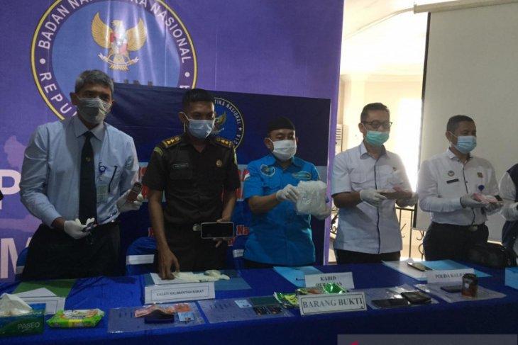 BNN Kalbar gagalkan upaya penyelundupan sabu-sabu dari Malaysia
