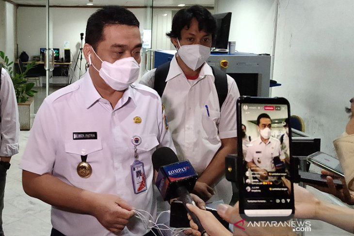Wagub: status Jakarta masuk zona merah