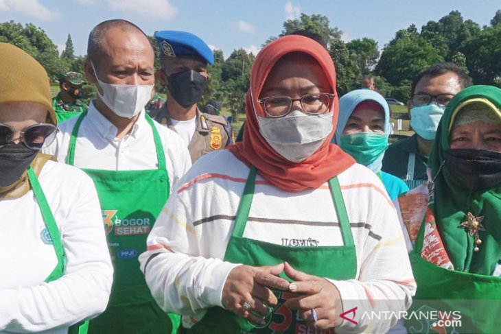 Realisasi produksi kopi robusta  Kabupaten Bogor capai 4.004 ton