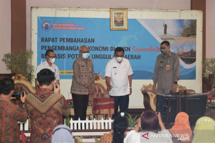 BNPP fokus pengembangan ekonomi di PKSN Saumlaki