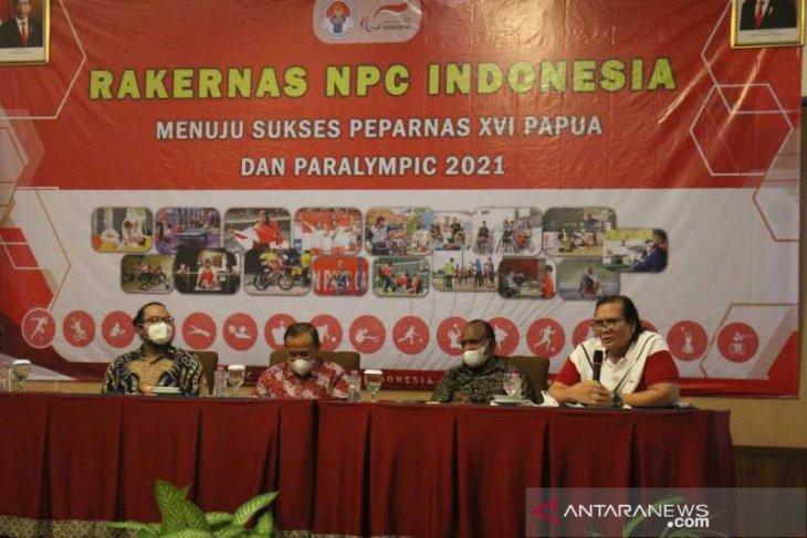 NPC Indonesia harapkan 34 Provinsi ikut Peparnas XVI Papua