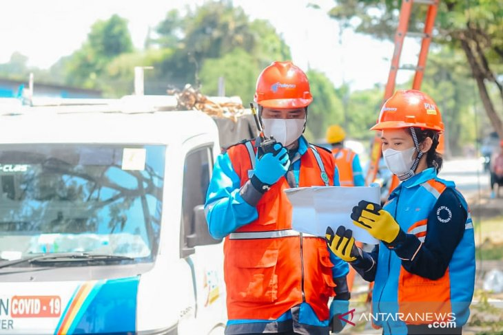 PLN jaga keandalan pasokan listrik Rumah Sakit yang siaga COVID-19
