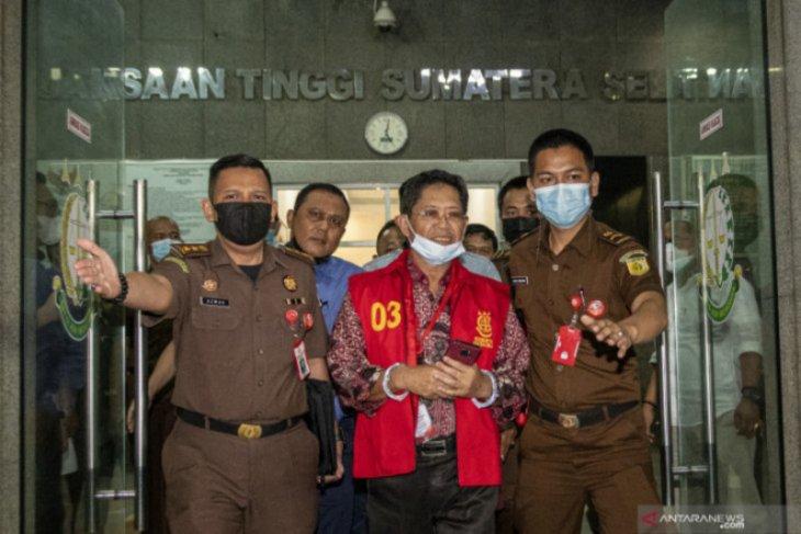 Kejati Sumsel tetapkan dua tersangka baru dugaan korupsi Masjid Sriwijaya