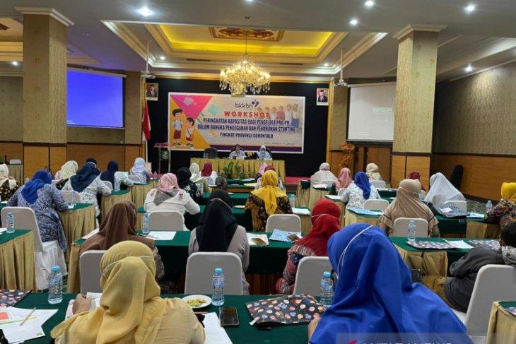BKKBN berkomitmen turunkan angka stunting di Gorontalo