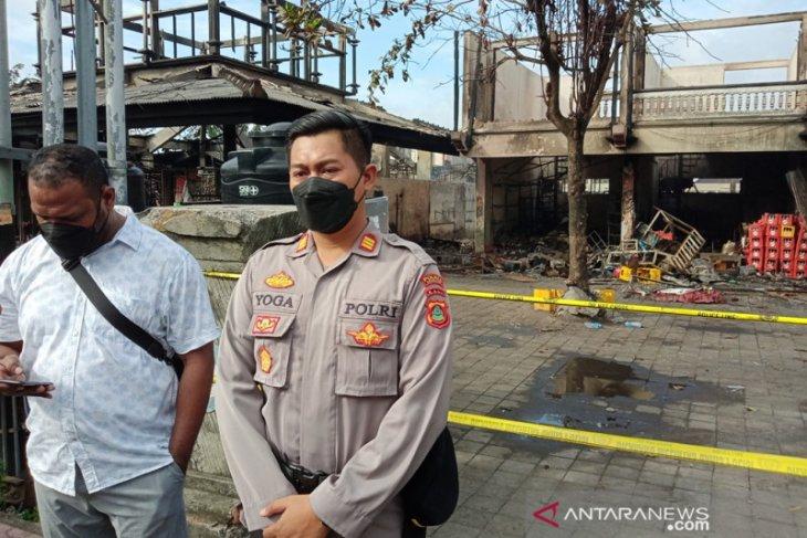 Petugas berhasil padamkan kebakaran Pasar Blahbatuh-Gianyar