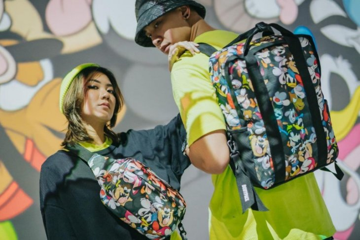 Ini dia, Bodypack dan Arkiv kolaborasi hadirkan tas edisi khusus
