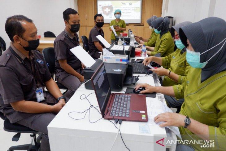 BPF gandeng Pemkot Malang vaksinasi 100 karyawan