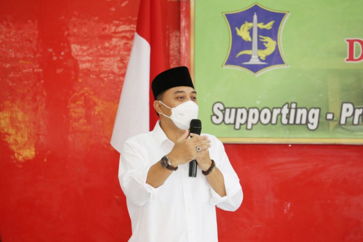 Wali kota : Pengangkatan pejabat Pemkot Surabaya berdasarkan peringkat asesmen