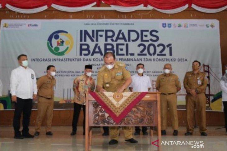 Gubernur Babel Apresiasi Kegiatan Infrades Babel 2021