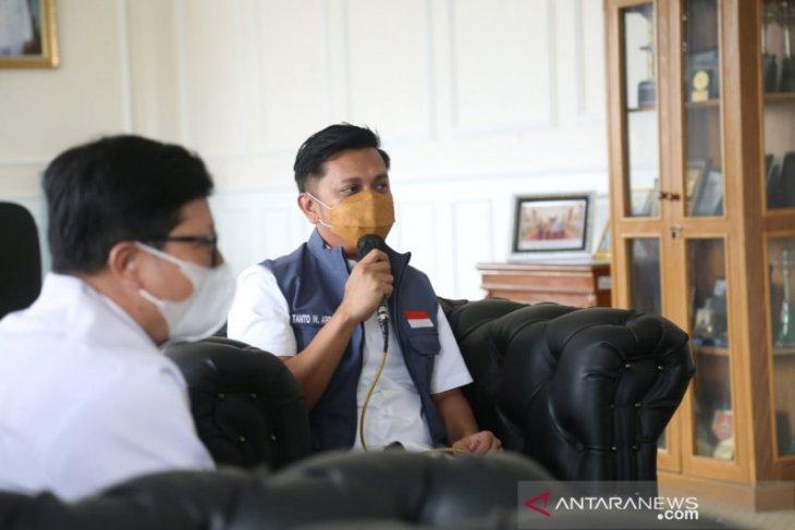 Wakil Bupati Pandeglang berharap KUM-ITT Trisaksi dorong penguatan produk lokal