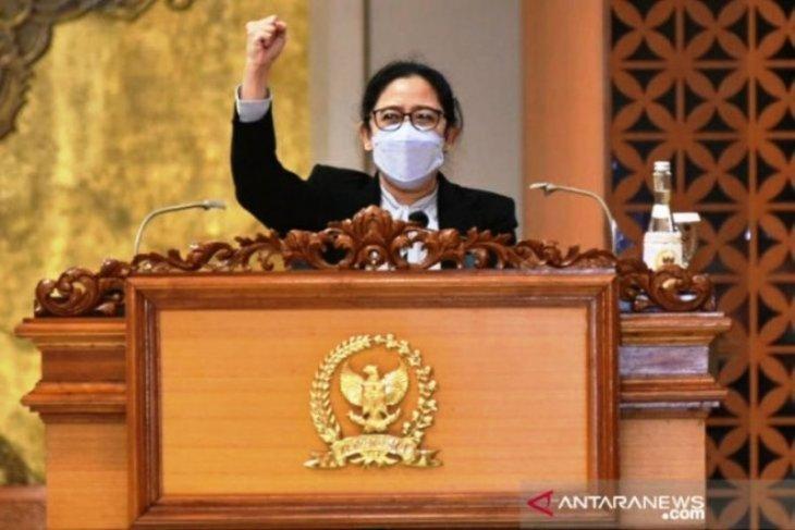 Ketua DPR RI Puan Maharani minta pemerintah membuat sistem perlindungan untuk nakes