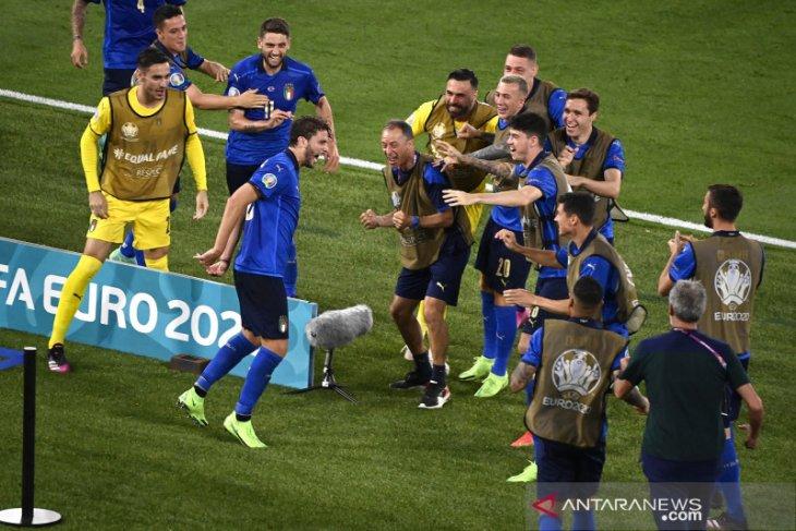 Euro 2020: Italia vs Wales