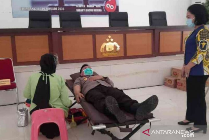 Lonjakan kasus COVID-19, PMI Bekasi butuh stok plasma konvalesen
