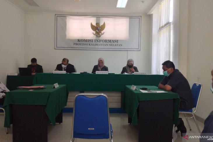 Komisi Informasi Kalsel putuskan mediasi sengketa informasi publik antara KNJP2B-UIN Antasari