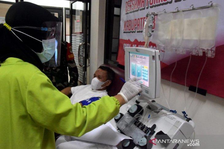 Ada 61 pasien COVID-19 Bekasi belum terlayani bantuan donor plasma konvalesen
