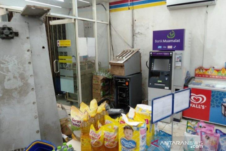 Kawanan pencuri jebol mesin ATM BRI di Bekasi