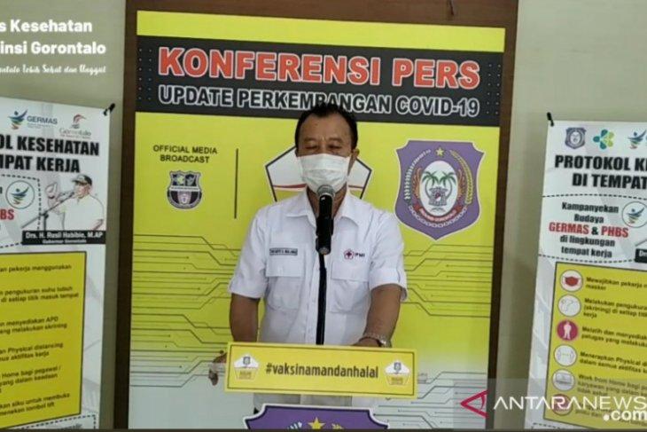 Satgas sebut pelacakan COVID-19 tiga kabupaten di Gorontalo masih rendah
