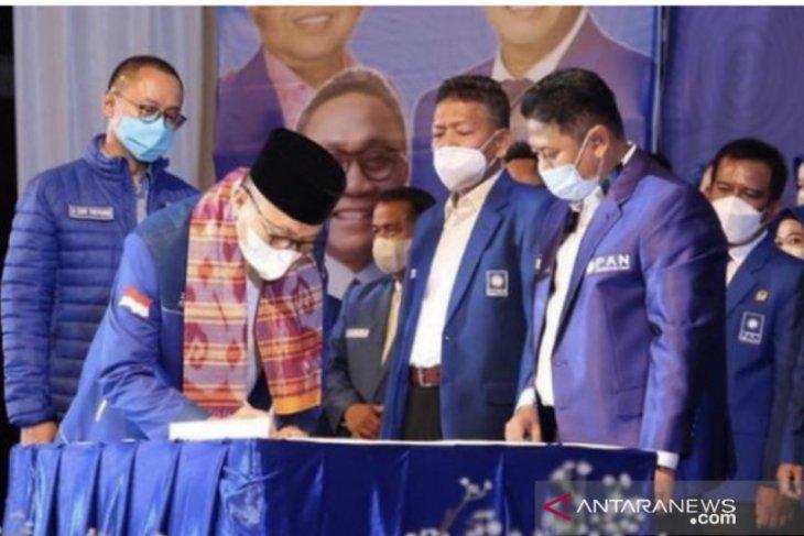 Ketua Umum Zulkifli Hasan lantik Pengurus DPW PAN Kaltim