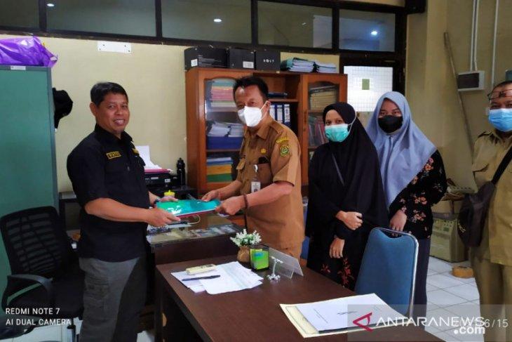 Dispora serahkan berkas Pemuda Pelopor Kota Banjarmasin 2021 ikuti seleksi tingkat provinsi