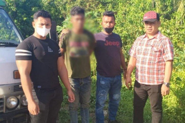 Polres Langkat tangkap Her warga Tanjung Pura tersangka pencabulan anak
