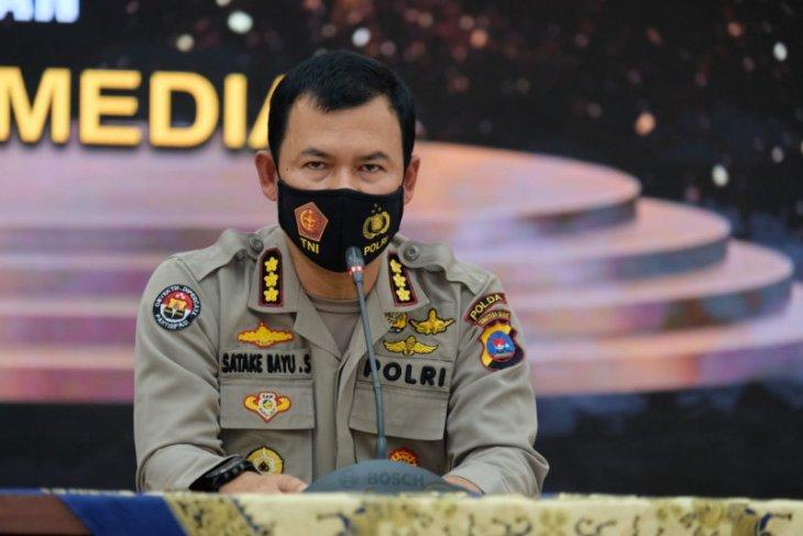 Polisi catat denda pelanggaran prokes capai Rp23,7 juta dalam sepekan
